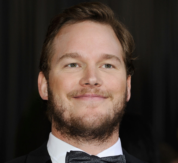 HOLLYWOOD, CA - FEBRUARY 26: Actor Chris Pratt arrives at the 84th Annual Academy Awards held at the Hollywood & Highland Center on February 26, 2012 in Hollywood, California. (Photo by Frazer Harrison/Getty Images)
