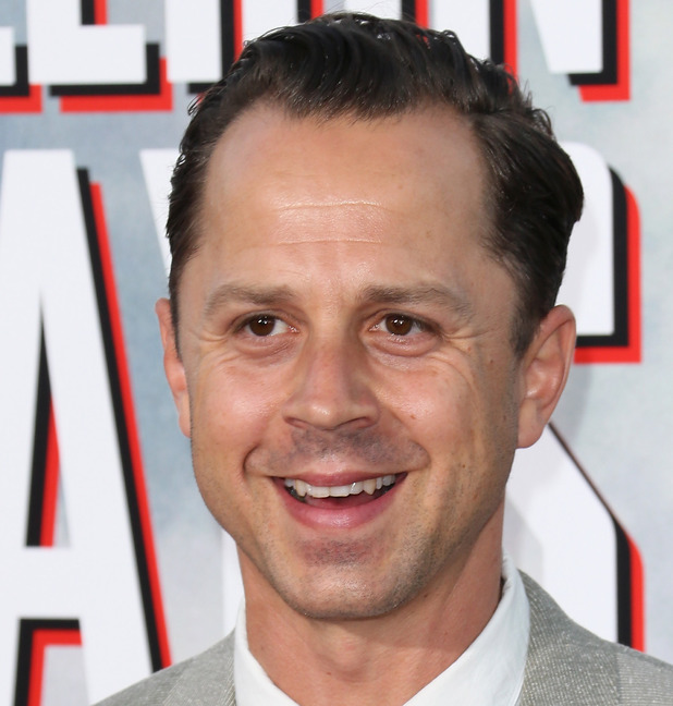 WESTWOOD, CA - MAY 15: Actor Giovanni Ribisi David Livingston/Getty Images attends the premiere of Universal Pictures and MRC's 'A Million Ways to Die in the West' at the Regency Village Theatre on May 15, 2014 in Westwood, California. (Photo by David Livingston/Getty Images)
