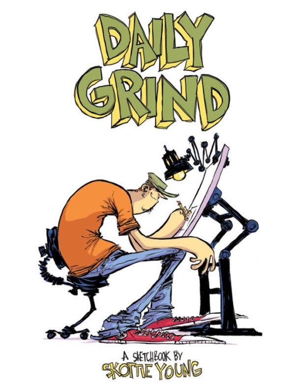 Skottie Young's Daily Grind