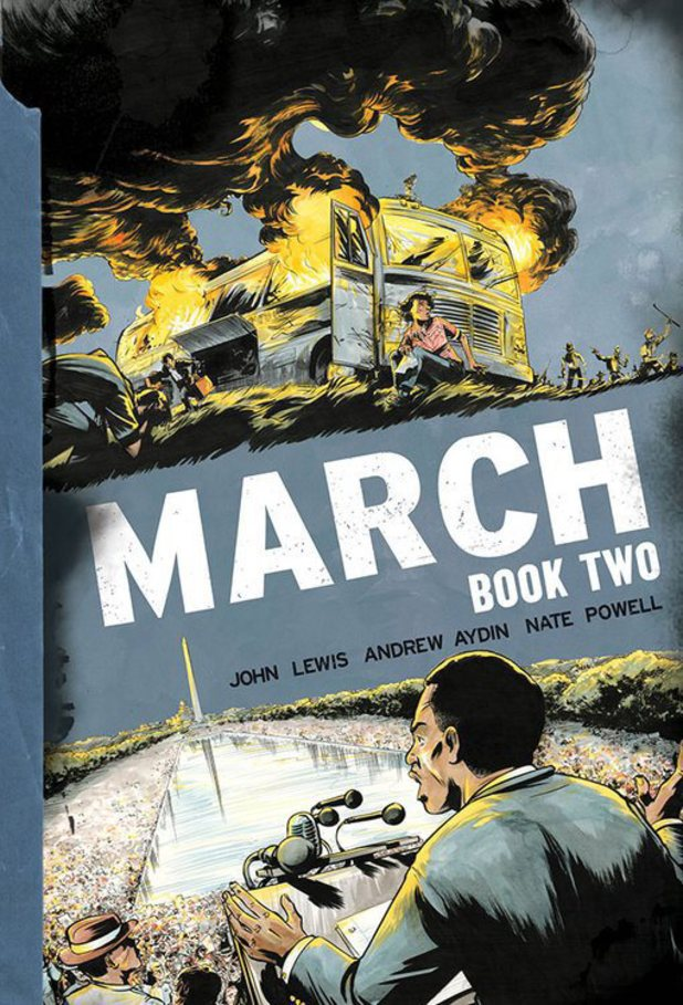 March: Book Two