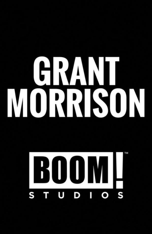 BOOM!'s Grant Morrison teaser