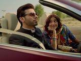 Sonam Kapoor, Fawad Khan in Khoobsurat trailer still