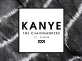 The Chainsmokers 'Kanye' artwork