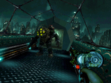 How BioShock would look on the PSOne