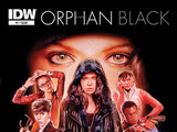 Orphan Black comic cover