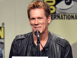Actor Kevin Bacon attends FOX's 'The Following' panel during Comic-Con