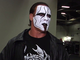 Sting at Comic-Con