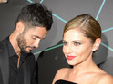 The new Mr and Mrs Fernandez-Versini hold London bash to celebrate nuptials.