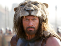 Print the legend? Dwayne Johnson's Hercules movie takes a different approach.
