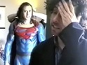 Trailer for Death of Superman Lives reveals footage of Nicolas Cage as the Man of Steel.