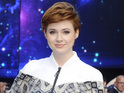 Karen Gillan also speaks about her role as Nebula in Guardians of the Galaxy.