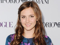 aude Apatow arrives at the 2013 Teen Vogue Young Hollywood Awards