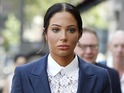 Singer fined £200 after being found guilty of assaulting celebrity blogger at V Festival last year.