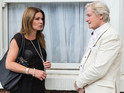 Ken Barlow is in for a few surprises as he arrives back on the cobbles.