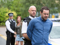 Mick Carter pays the price for Ian Beale's deceit next week.