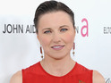 Lucy Lawless is hopeful that she'll reprise her role as Ron Swanson's wife.