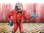 Twin Peaks meets the Muppets in a sketch-based mash-up