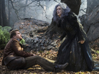 See Meryl Streep as an evil witch in Disney's Into the Woods pictures