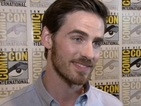 Once Upon a Time stars talk season 3, Frozen and romance