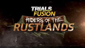The one-minute video gives a glimpse at the platforming racer's newly-released 'Riders of the Rustlands' DLC.