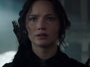 Hunger Games: Mockingjay trailer still