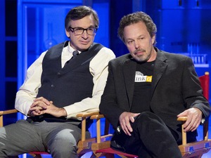 Robert and Curtis on Kings Of The Nerds
