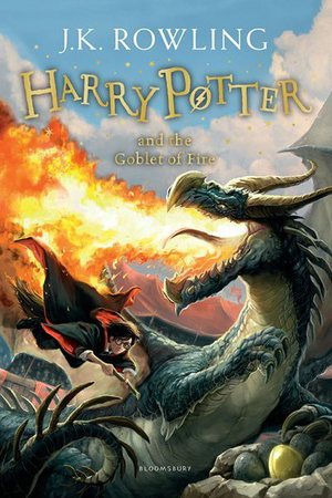 JK Rowling: Harry Potter and the Goblet of Fire