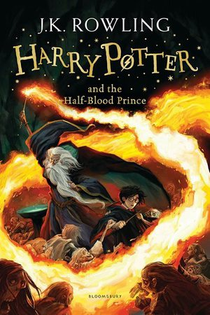 JK Rowling: Harry Potter and the Half-Blood Prince