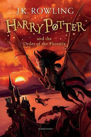 JK Rowling: Harry Potter and the Order of the Phoenix