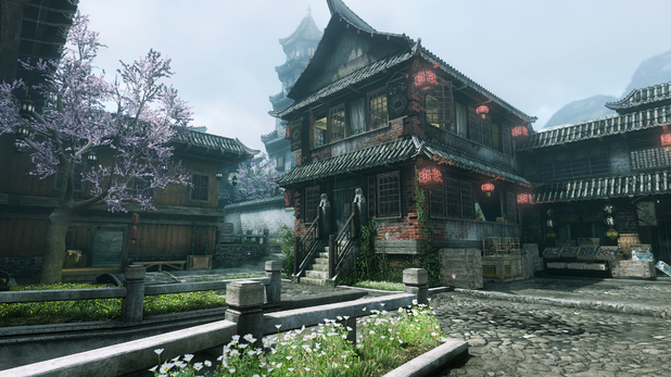Call of Duty: Ghosts 'Nemesis' screenshot