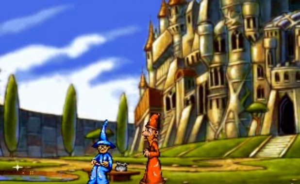 Discworld (1995) screenshot