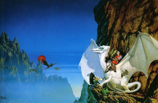 Anne McCaffrey's Dragonriders of Pern