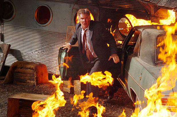 Harrison Ford in Firewall