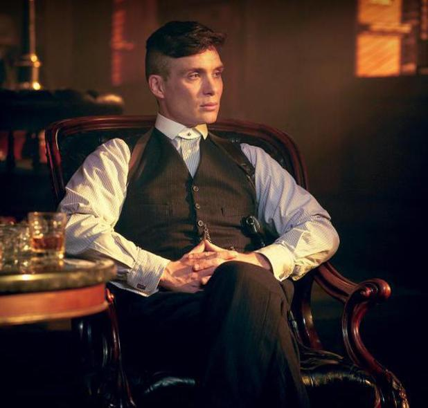 Peaky Blinders series 2: First image of Cillian Murphy