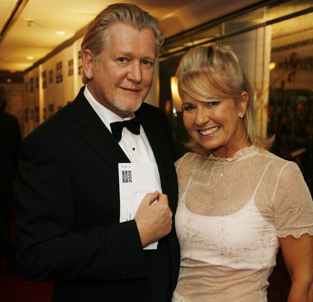 Mike Smith and wife Sarah Green