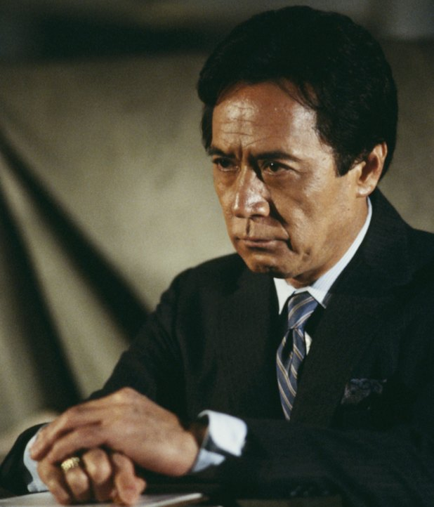 James Shigeta in ABC's The Renegades
