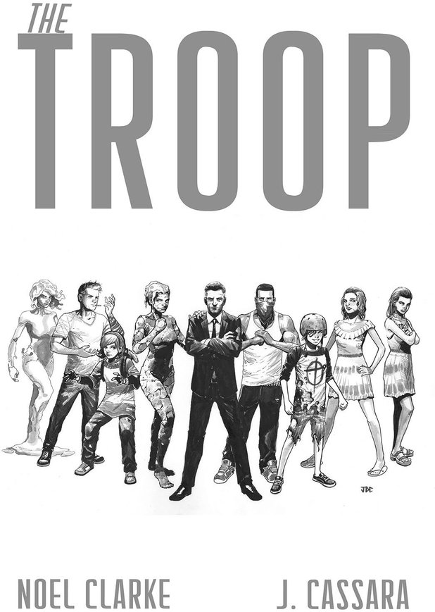 Noel Clarke's The Troop