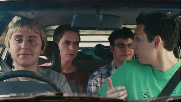 The Inbetweeners 2 Fish Food clip