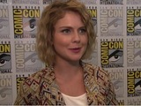 Rose McIver talks iZombie at Comic Con
