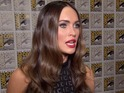 Megan Fox at Comic-Con