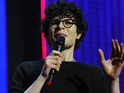 Simon Amstell is added to the Alternative Stage bill for Reading & Leeds festivals.