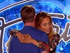 "American Idol judge says slow dance was ""most fun"" she's had in months."