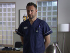 The actor tells us about his move from Casualty to  Holby City.