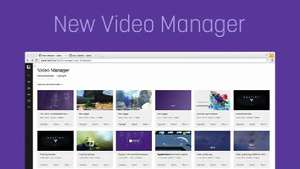 Twitch introduces an updated video manager wherein users can create highlights, export past broadcasts and gain access to expiration countdowns.
