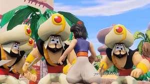 Aladdin and Princess Jasmine in Disney Infinity 2.0