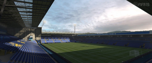 FIFA 15 Barclay's Premiere League Stadium: Hawthorns - West Bromwich Albion