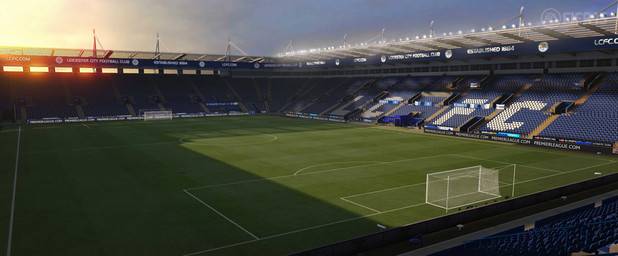 FIFA 15 Barclay's Premiere League Stadium: King Power - Leicester City Football Club