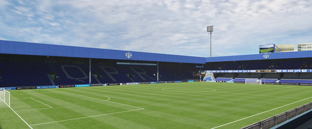 FIFA 15 Barclay's Premiere League Stadium: Loftus Road - Queens Park Rangers