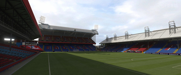 FIFA 15 Barclay's Premiere League Stadium: Selhurst - Crystal Palace