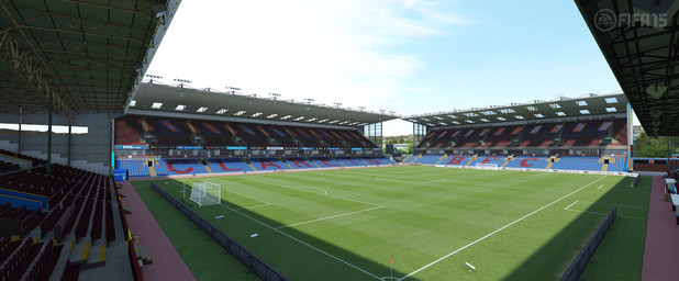 FIFA 15 Barclay's Premiere League Stadium: Turf Moor - Burnley Football Club